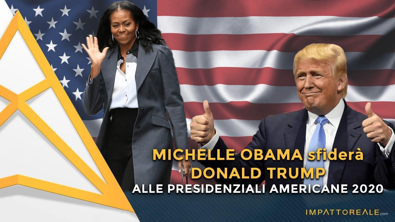 Michelle Obama contro Trump